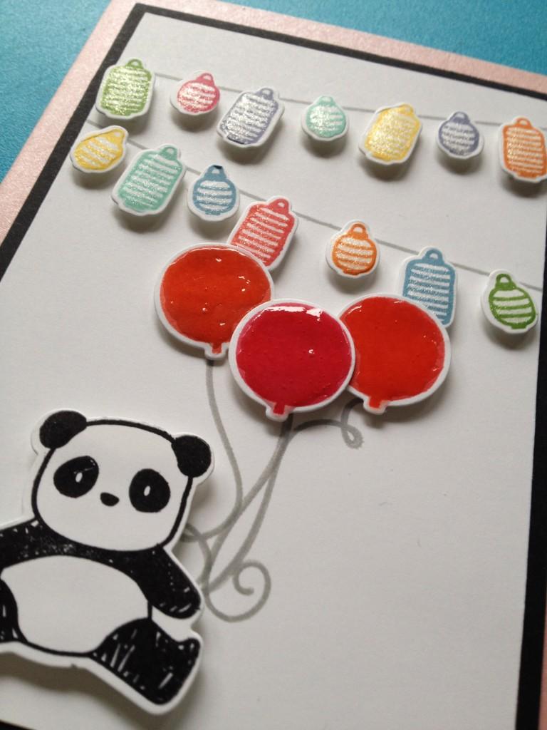 Panda feestje 2