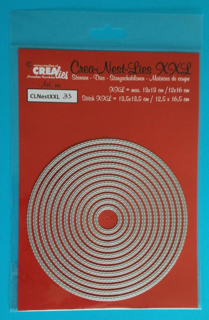 Kreadoe 2015 Circle Dies