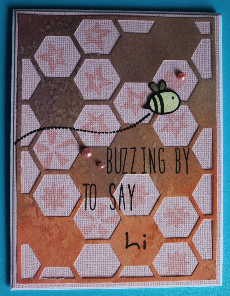 03-17 Buzzing by kaart