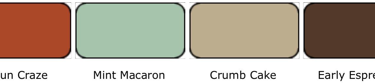 Kleurencombinatie september 2020