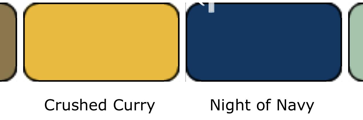 Kleurencombinatie juni 2021