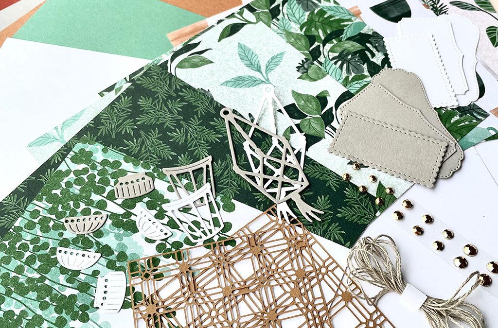 Aanvullingen op het Prulleke Product Pakket Bloom Where You're Planted